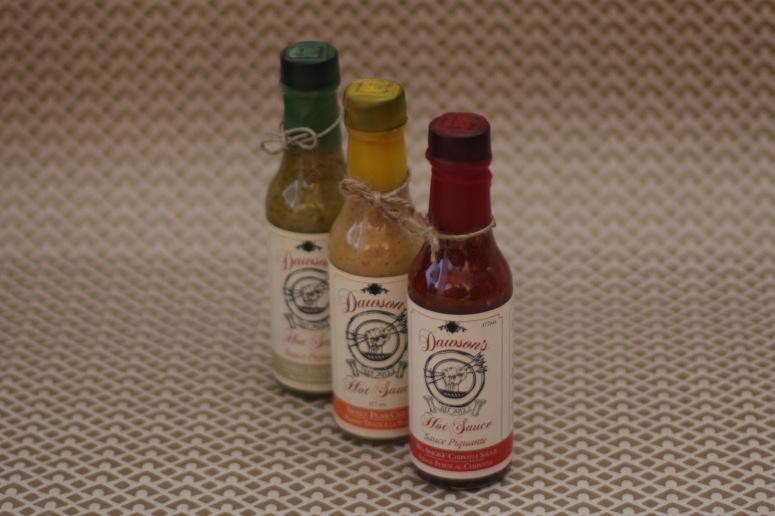 Dawsons Hot Sauce 2