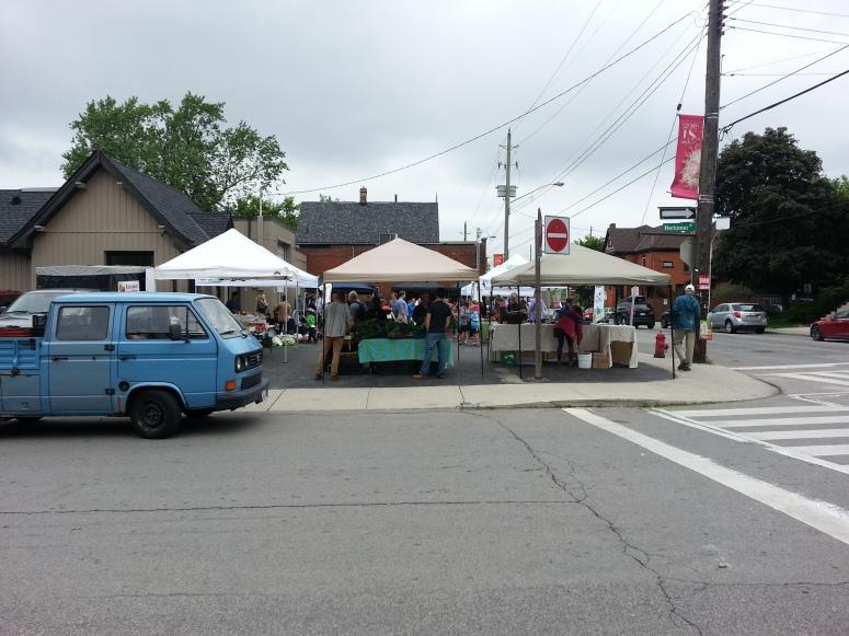 Locke Street Farmers Market