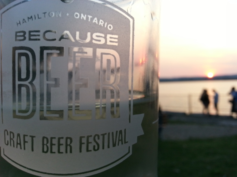 West Avenue Cider - Because Beer Festival