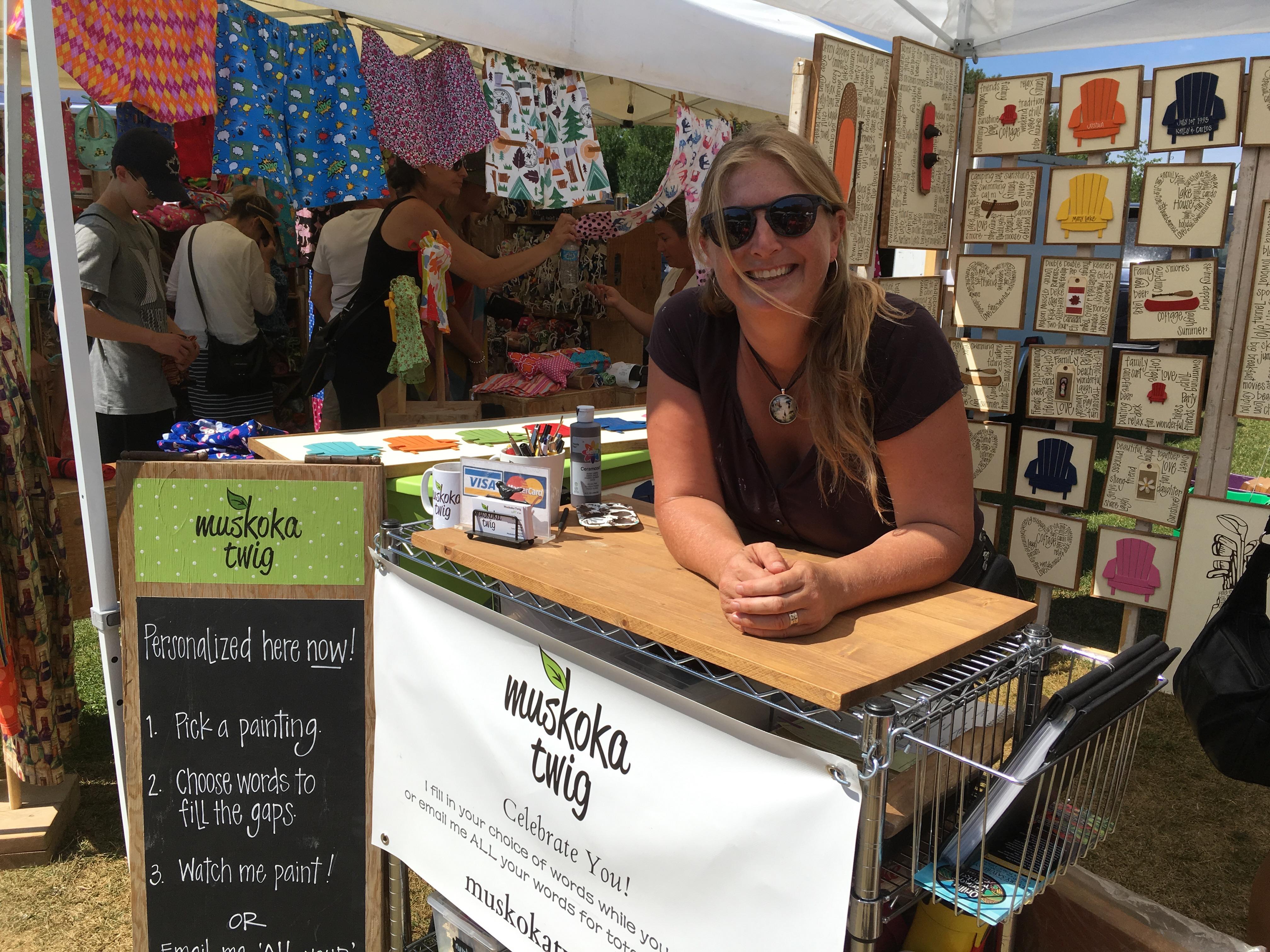 Muskoka's Best Farmers Market in Gravenhurst, Ontario